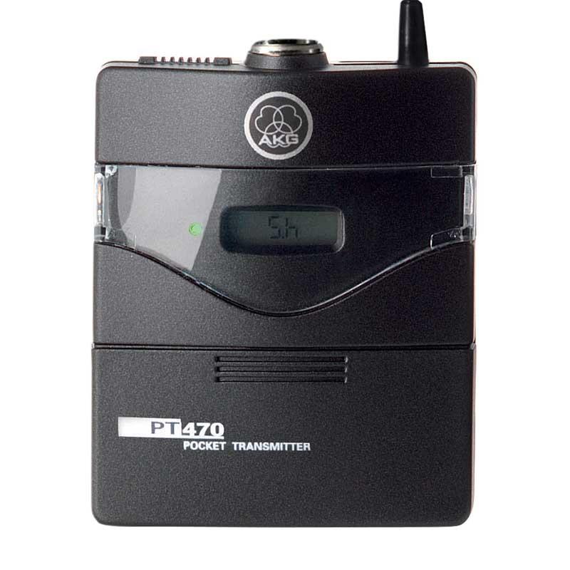 AKG PT 470 Wireless Microphone System