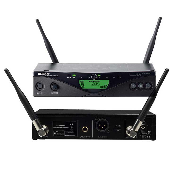 AKG SR470 wireless stationary receiver