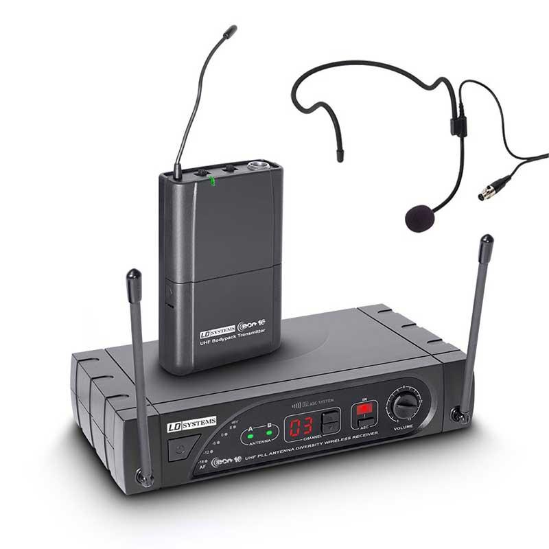 LD Systems ECO 16 BPH bežični mikrofon