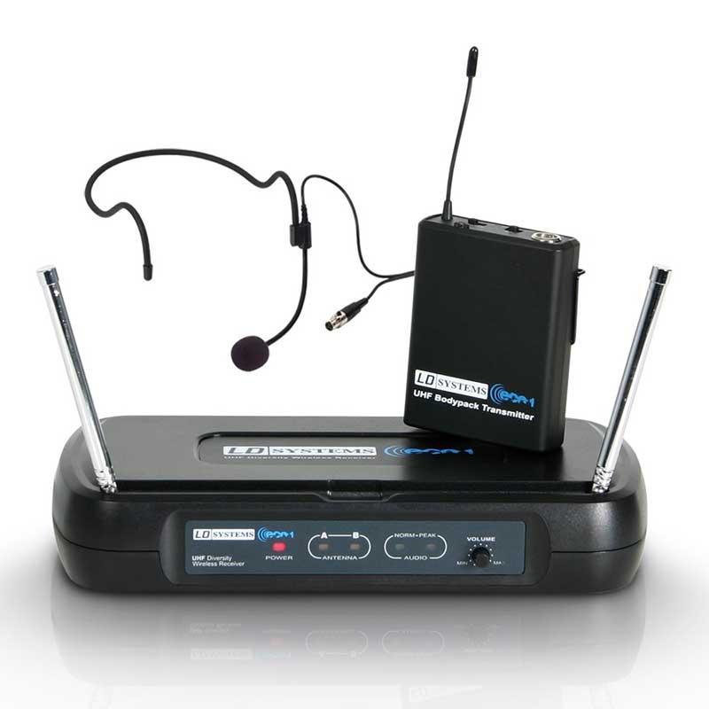 LD Systems ECO 2 BPH 3 bežični mikrofon