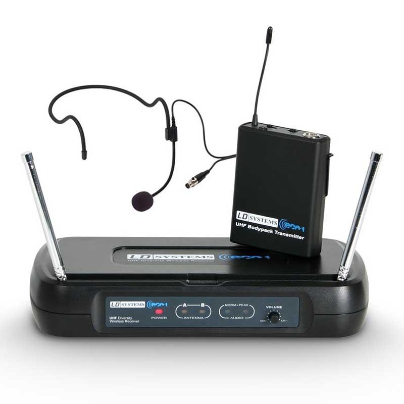 LD Systems ECO 2 BPH B6 II bežični mikrofon