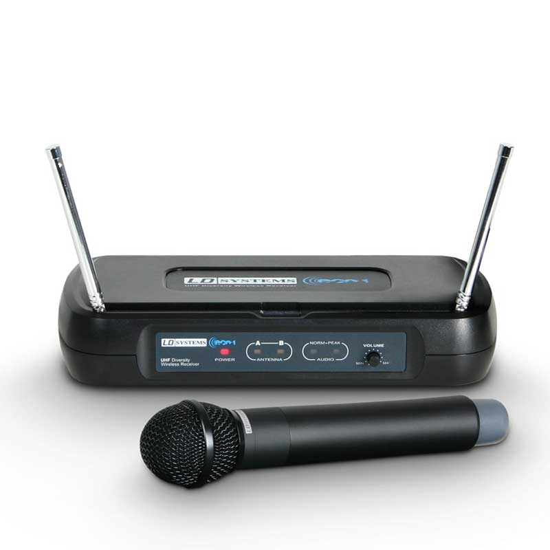 LD Systems ECO 2 BPH 2 bežični mikrofon