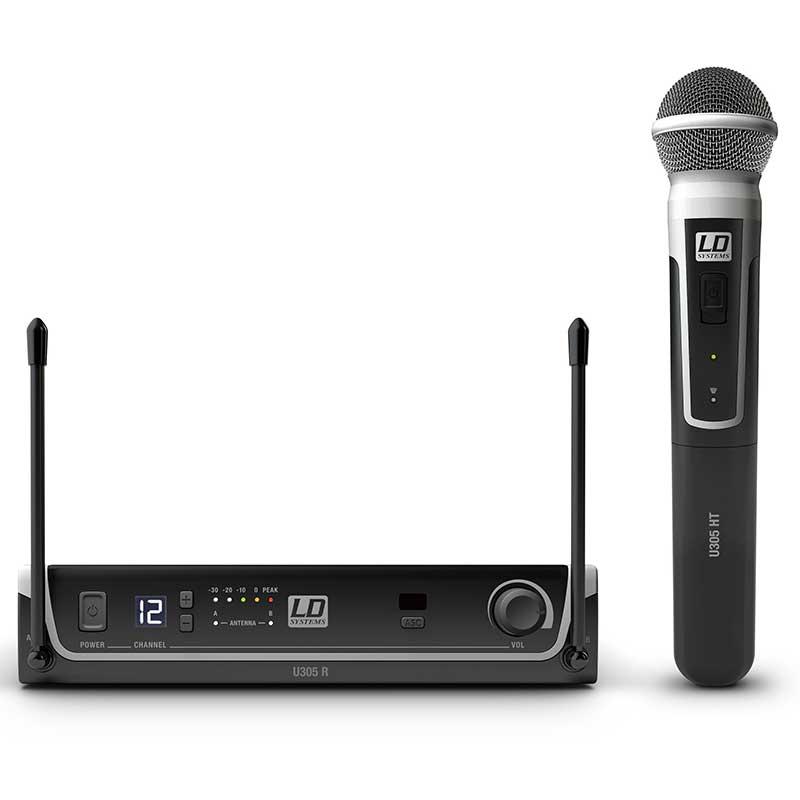 LD Systems U305 HHD bežični mikrofon