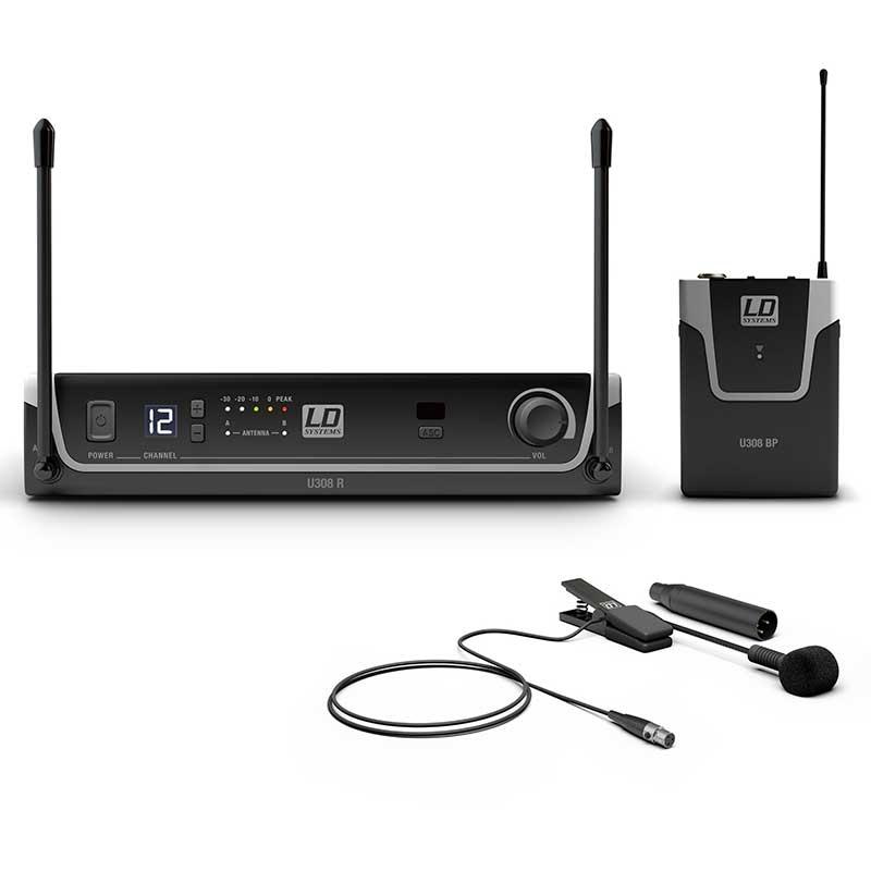 LD Systems U304.7 BPH bežični mikrofon