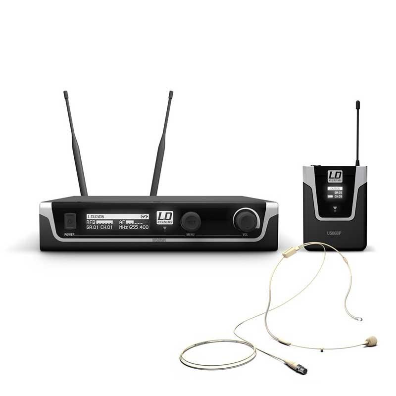 LD Systems U506 BPHH bežični mikrofon