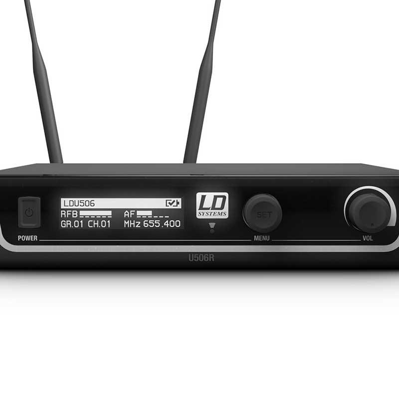 LD Systems U506 HHD bežični mikrofon
