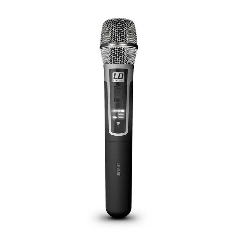 LD Systems U518 HHC 2 bežični mikrofon