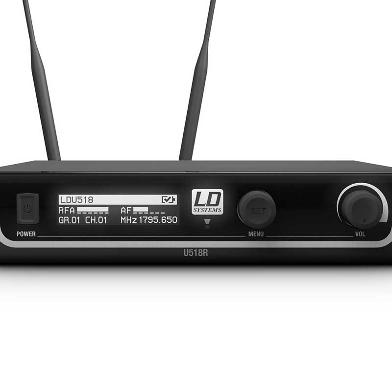 LD Systems U518 HHD bežični mikrofon