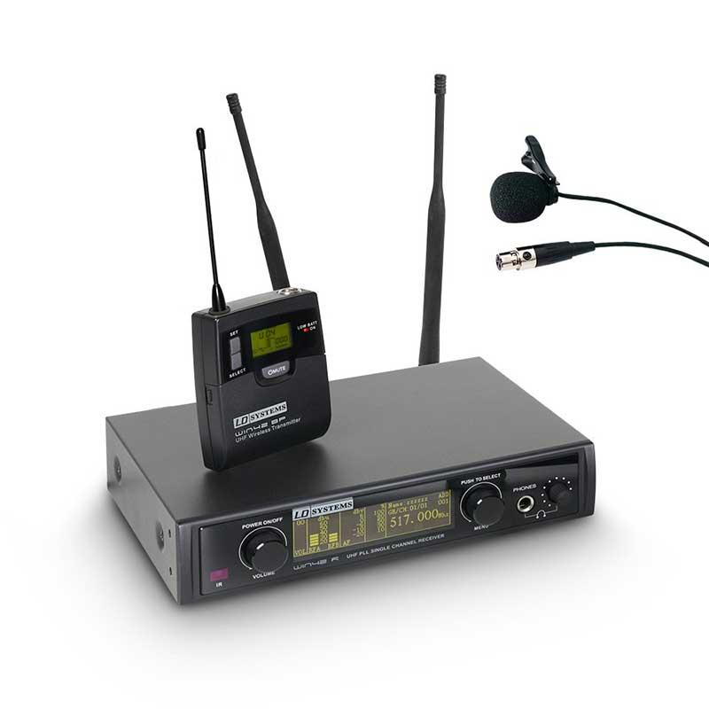 LD Systems WIN 42 BPL bežični mikrofon