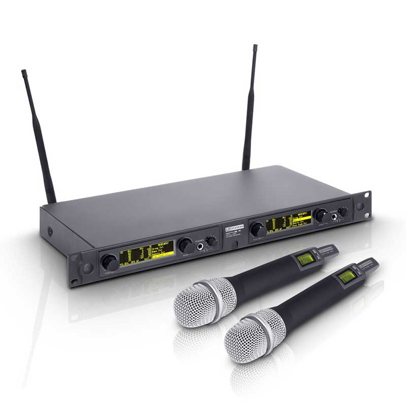 LD Systems WIN 42 HHD 2 bežični mikrofon