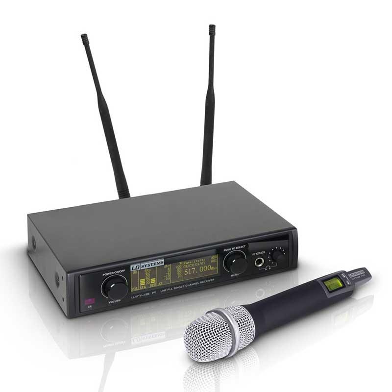 LD Systems WIN 42 HHC bežični mikrofon