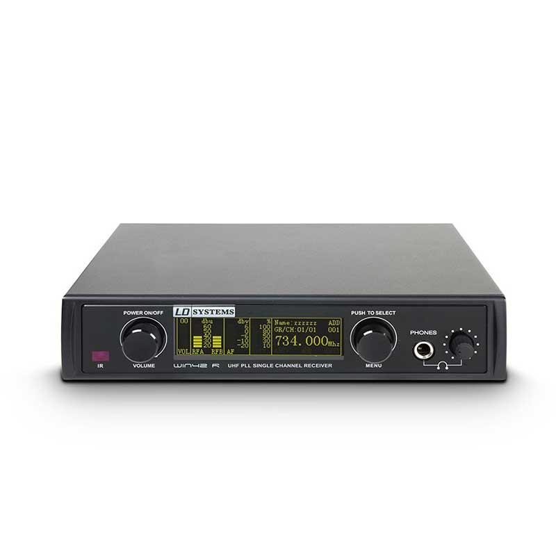 LD Systems WIN 42 BPHH bežični mikrofon