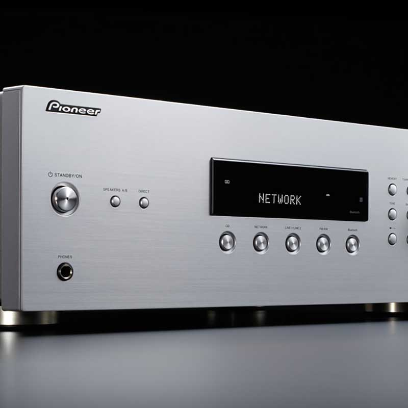 Pioneer SX-10AE-S Stereo risiver