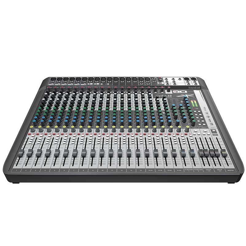 Soundcraft Signature 22 MTK mikseta