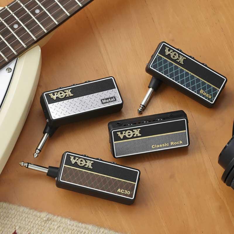 VOX amPlug 2 Metal pojačalo za slušalice