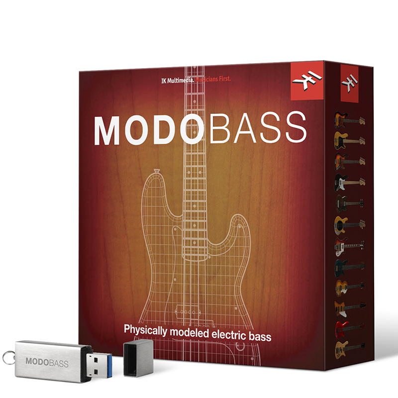 IK Multimedia MODO BASS CROSSGRADE from any previously purchased IK product