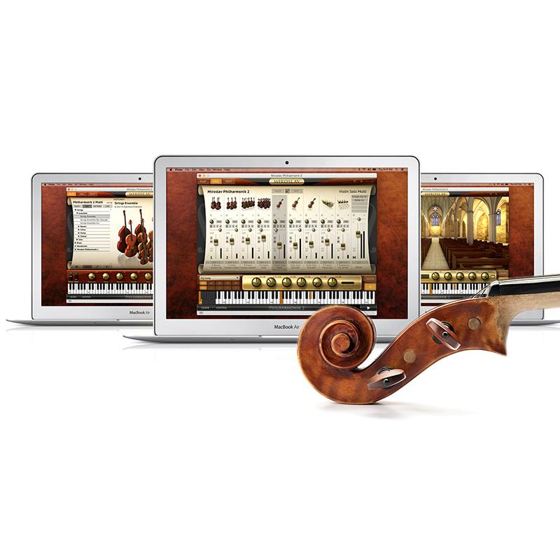 IK Multimedia Miroslav Philharmonik 2 CE Orchestral Collection Light version