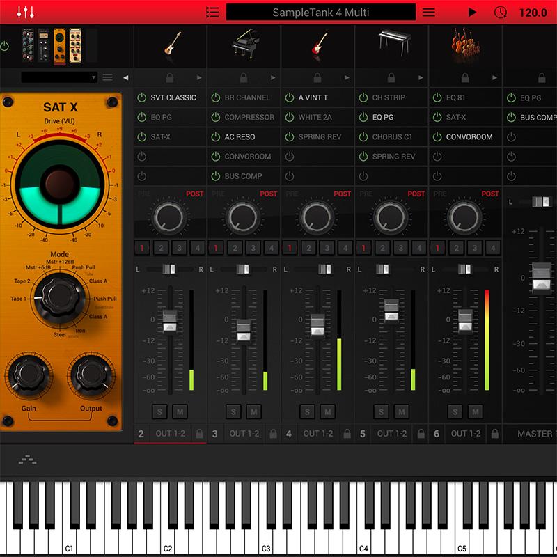 IK Multimedia SampleTank 4 MAX Sound and Groove Workstation