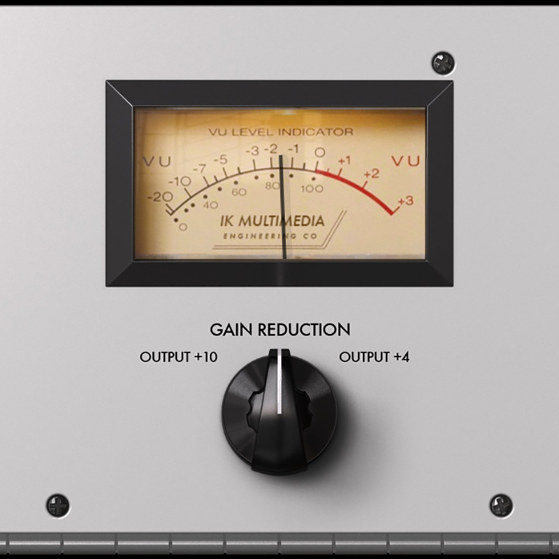 IK Multimedia T-RackS 5 mix and mastering workstation