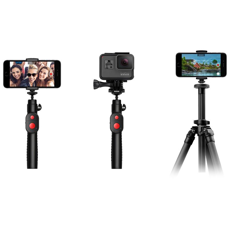 IK Multimedia iKlip GO compact selfie-stick