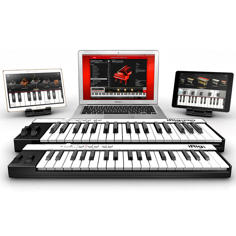 IK Multimedia iRig Keys Pro MIDI controller