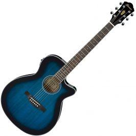 Ibanez AEG8E-TBS ozvučena akustična gitara 1