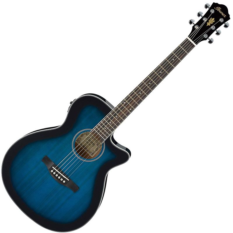 Ibanez AEG8E-TBS akustična gitara
