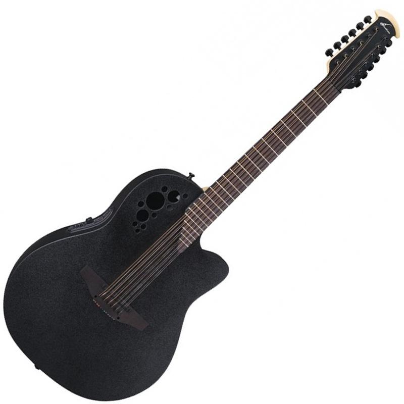 Ovation Mod TX Collection 12-String 2058TX-5 akustična gitara OV553.262