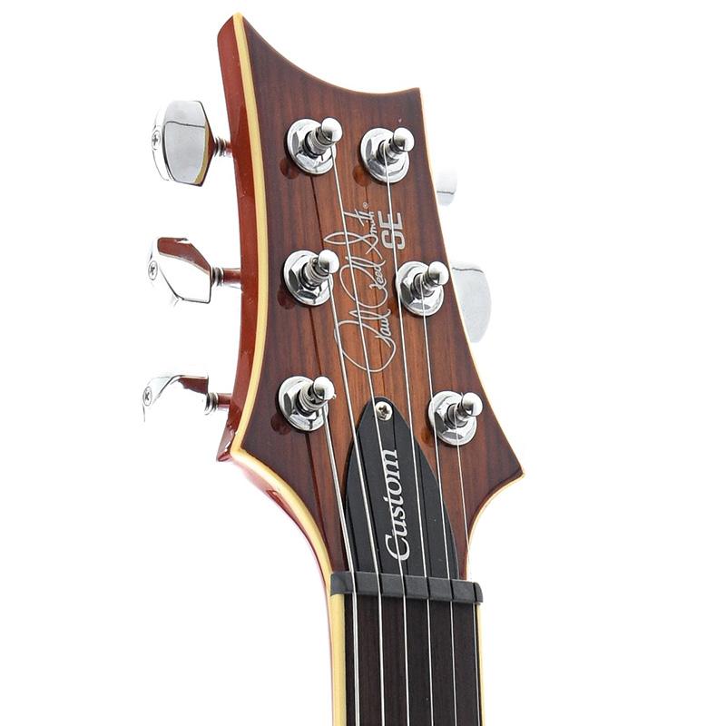 PRS SE Custom 24 Exotic Zebra Wood električna gitara
