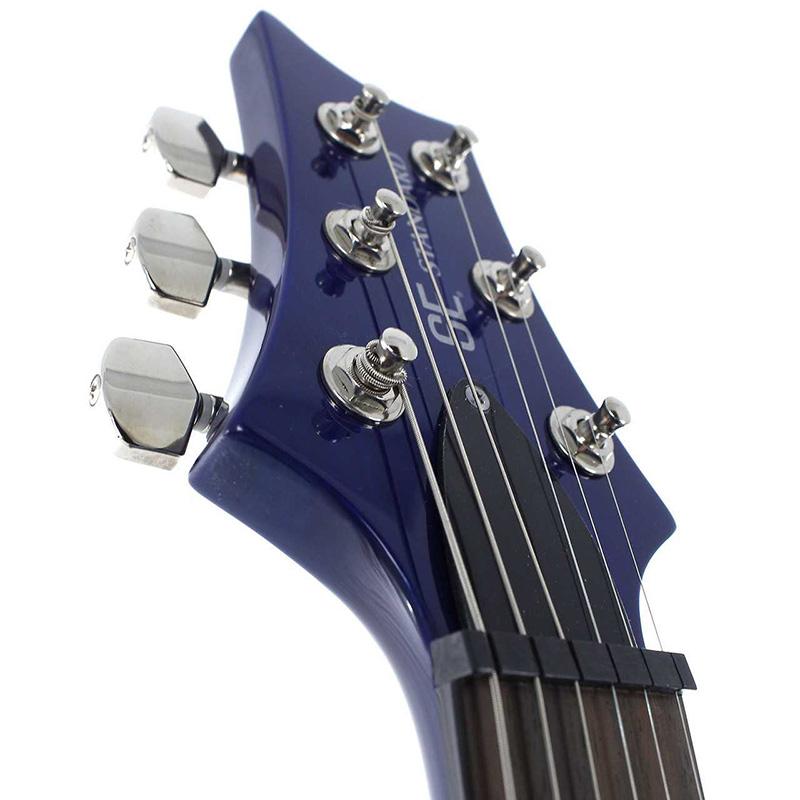 PRS SE Standard 24 Translucent Blue električna gitara