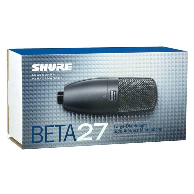 Shure BETA 27 Instrument mikrofon