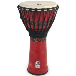 Toca Percussion Freestyle SFDJ-12RP Djembe 1