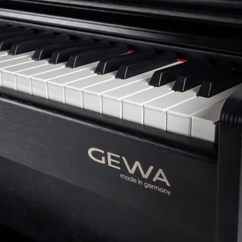 Gewa DP300G black električni klavir