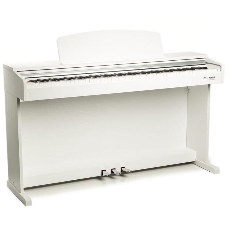 Gewa DP300G white električni klavir