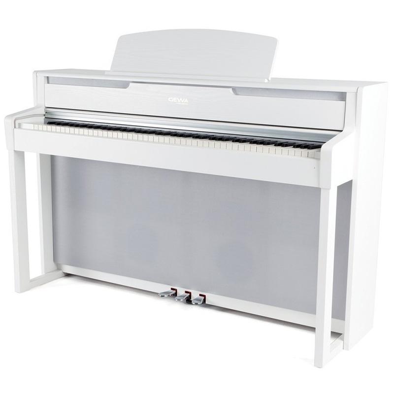 Gewa UP400 white električni klavir