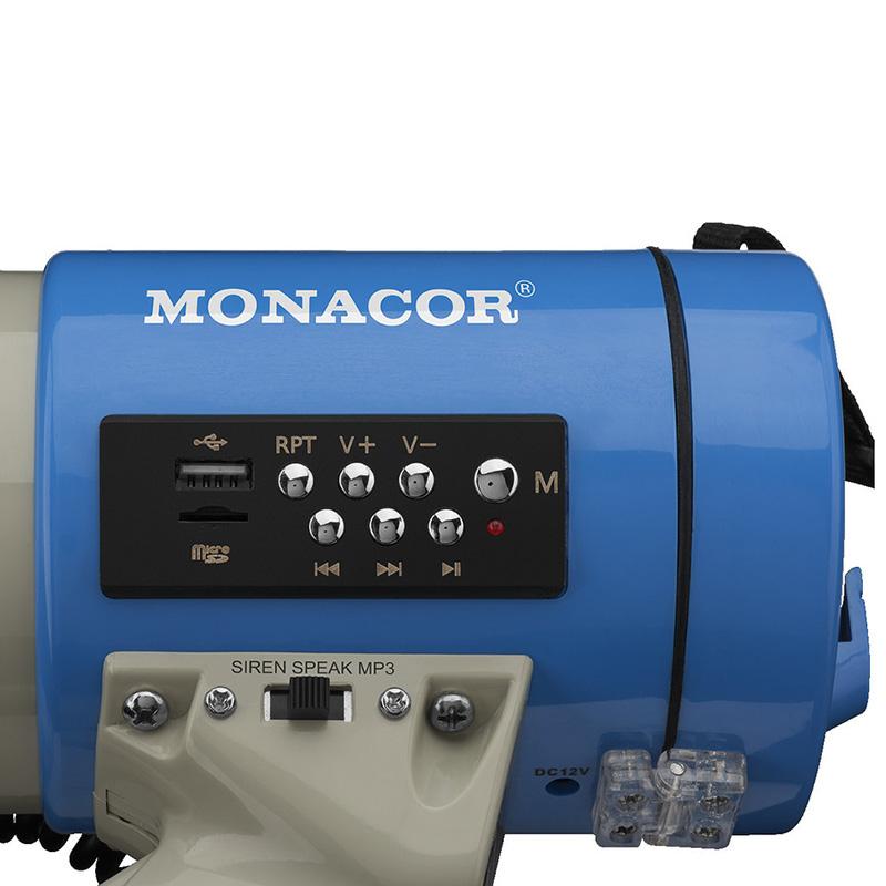 MONACOR TM-17M megafon