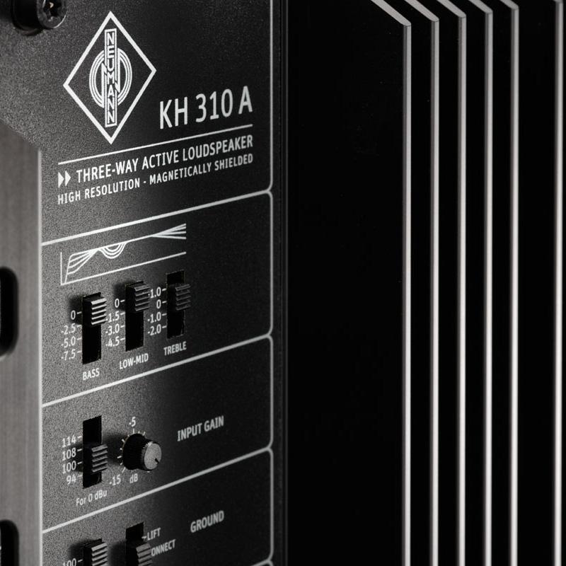 Neumann KH 310 A R G aktivni studijski monitori