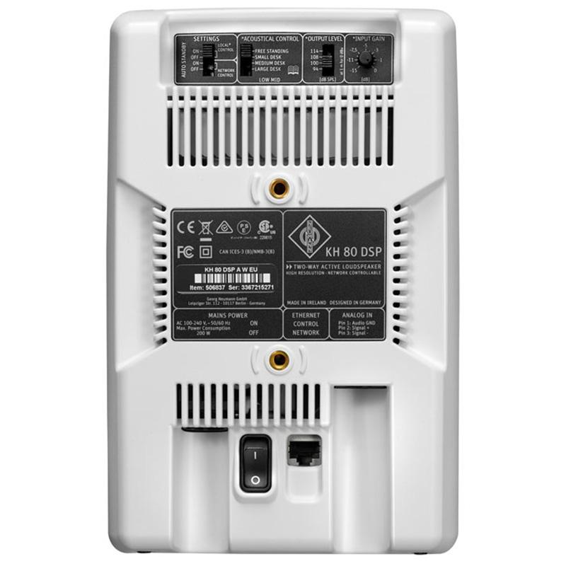 Neumann KH 80 DSP A W EU Powered Studio Monitor