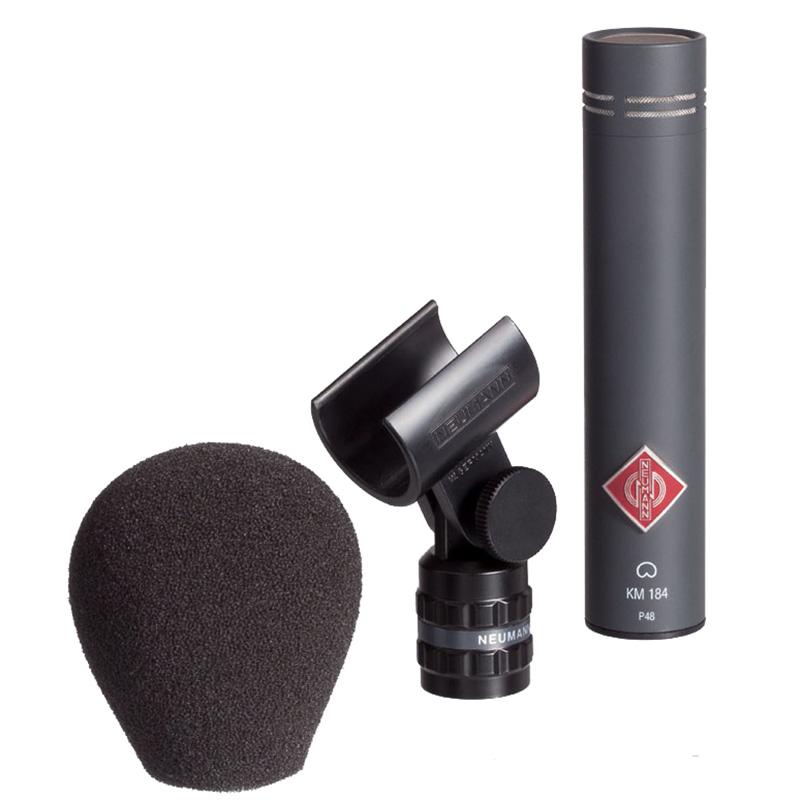 Neumann KM 184 mt Stereo Set mikrofon