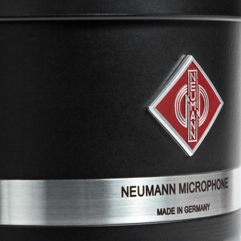 Neumann TLM 107 bk Studio Set mikrofon