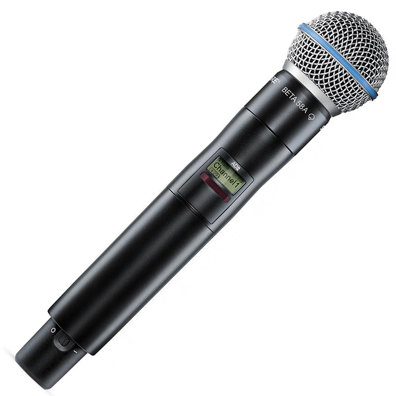 Shure AD2/B58 bežični mikrofon