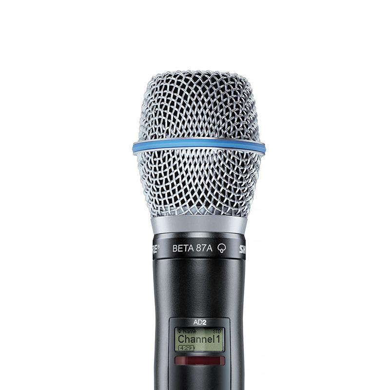 Shure AD2/B87A bežični mikrofon