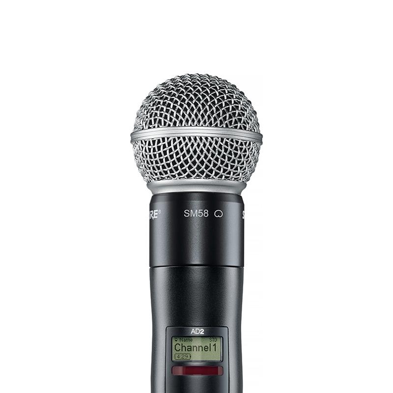 Shure AD2/SM58 bežični mikrofon