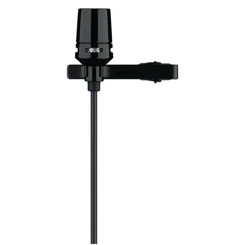 Shure CVL-B/C-TQG lavalier mikrofon