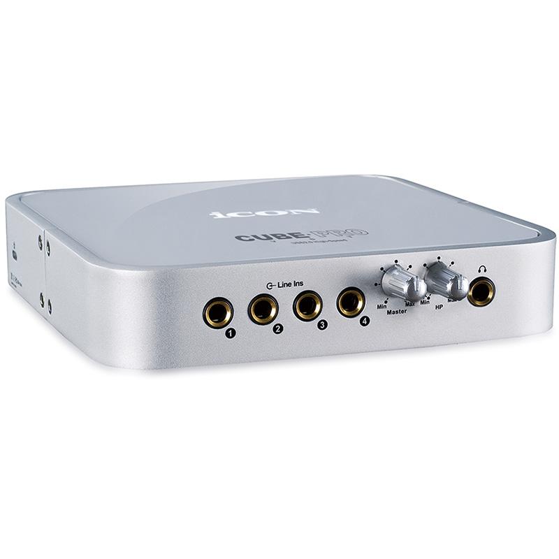 iCON Cube Pro VST USB audio interfejs