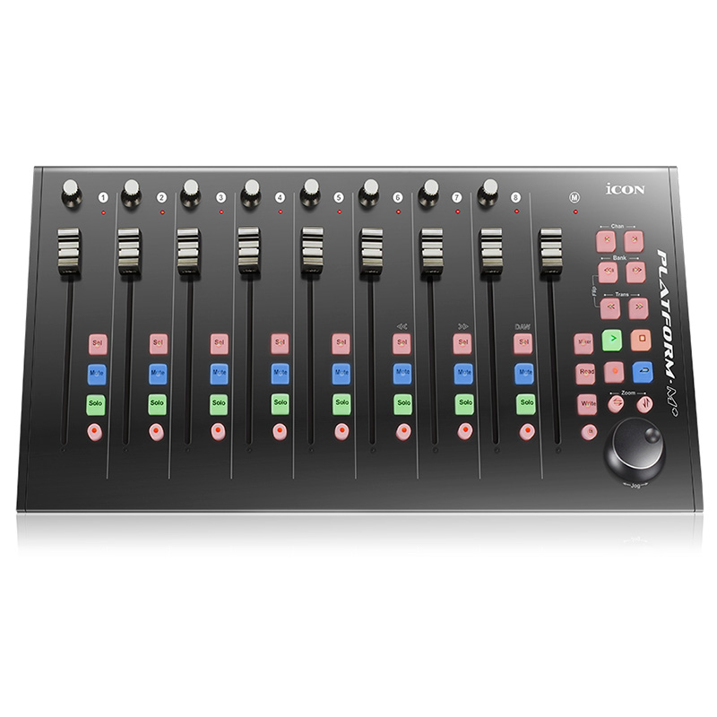 iCON Platform M+ USB MIDI DAW kontroler
