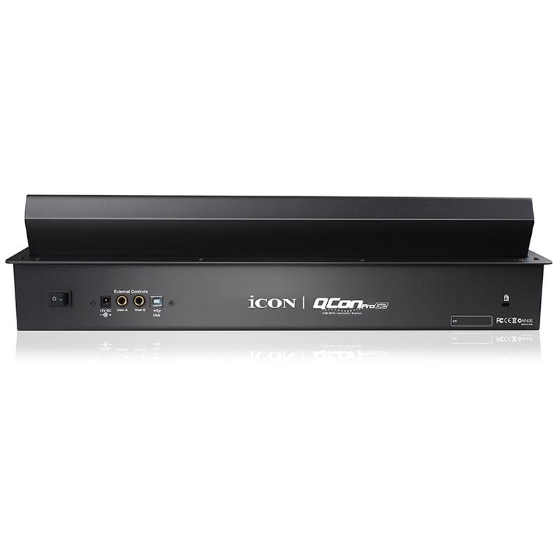 iCON Qcon Pro G2 USB DAW kontroler
