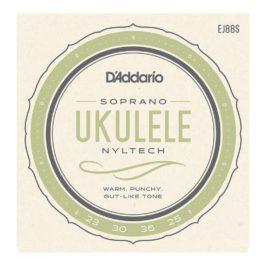 d'addario ej88s nyltech žice za soprano ukulele 1
