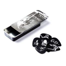Dunlop Jimi Hendrix Pick Tin JHPT06M komplet trzalica 1
