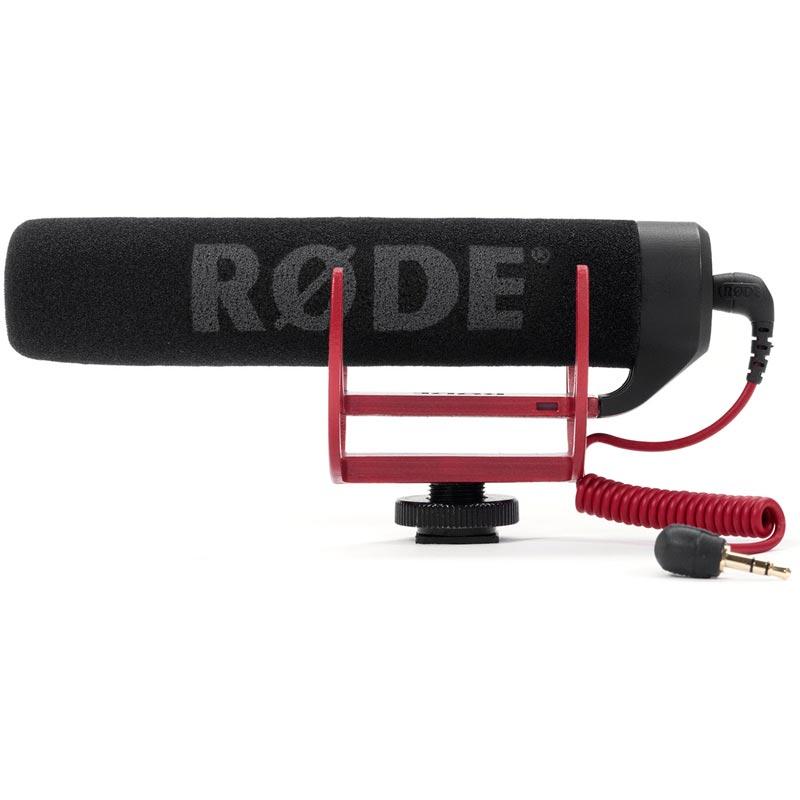 Rode VideoMic GO mikrofon za kameru
